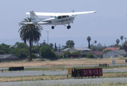 San Jose Fllight Training Commercial Pilots License in San Francisco Bay Area